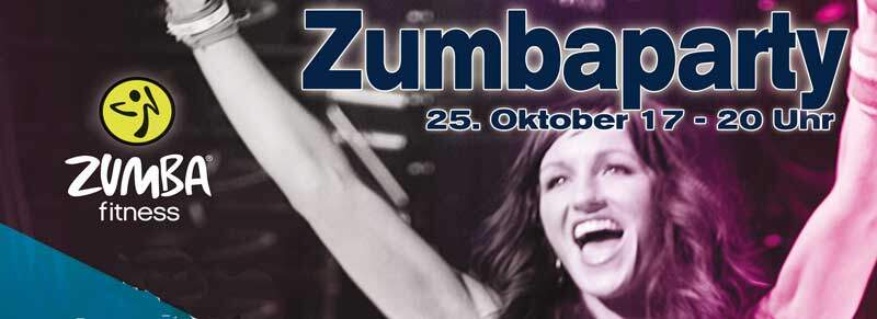 ZumbaParty 25. Oktober 2014